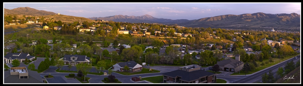 Pocatello - A Wonderful Place to Live, welcomes you.
