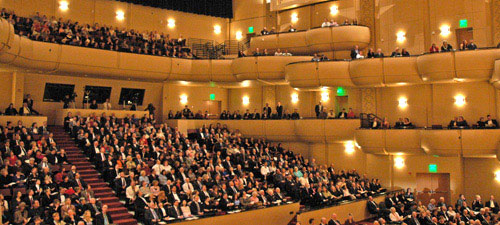 The Stephens Performing Arts Center brings you music, dance, theater and more