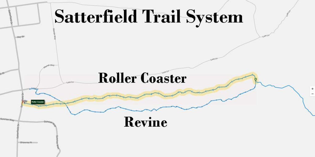 Pocatello.net Satterfield Trail System