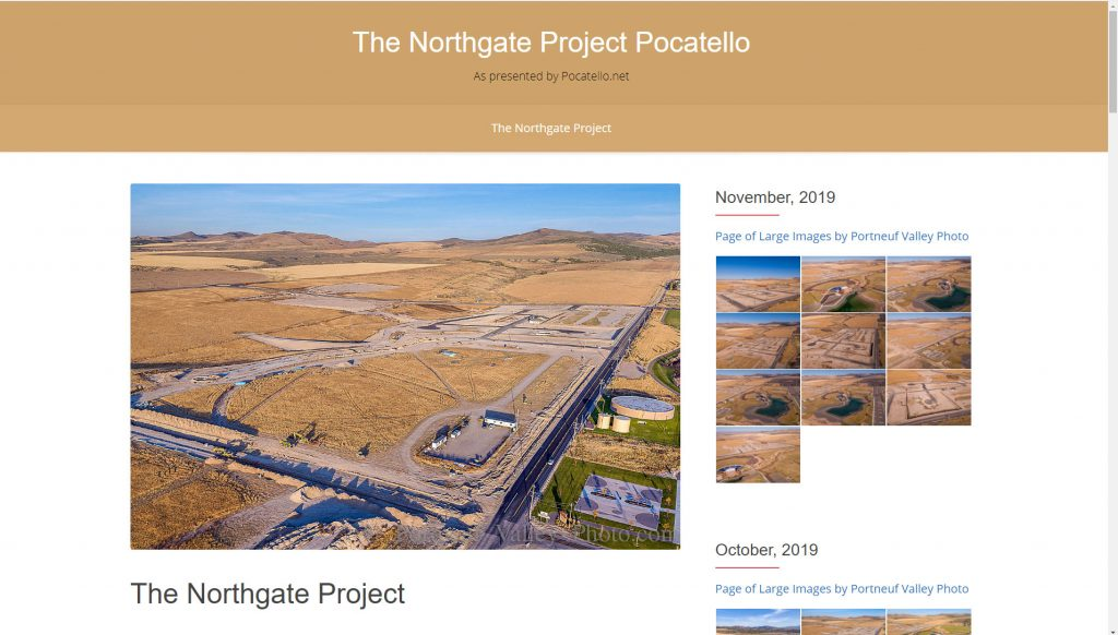Northgate Pocatello, November 2019