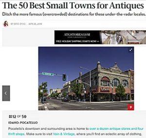 Pocatello Antique Shops