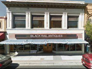 Pocatello Antique Shops Black Rail Antiques
