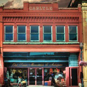 Pocatello Antique Shops Old Town Mercantile & Antiques