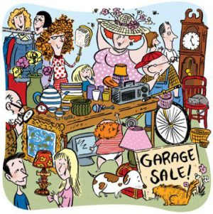 Weekly Garage or Yard Sales Only in Pocatello