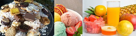 Ice Cream/Juices