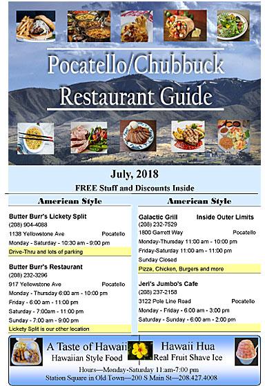 Restaurant Guide p1