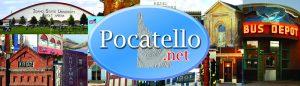 Pocatello.net logo