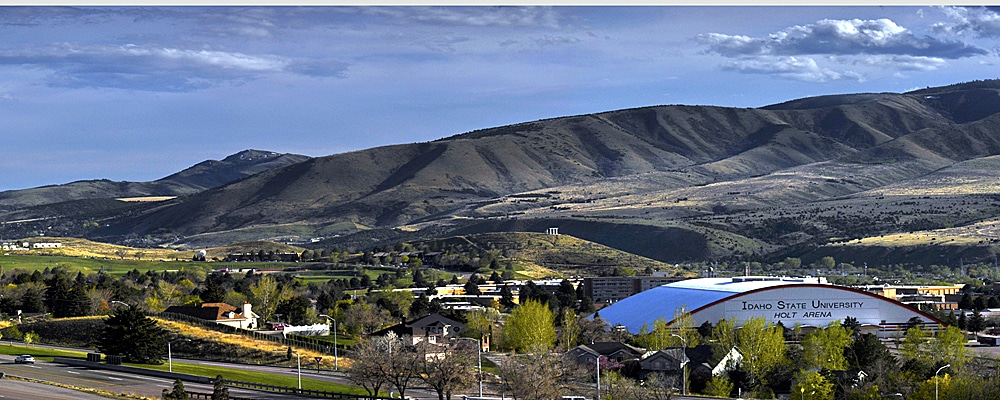 Pocatello, ID - A Great Place to Live, Work, Play