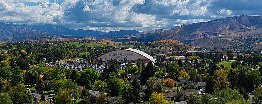 ISU Holt Arena Pocatello