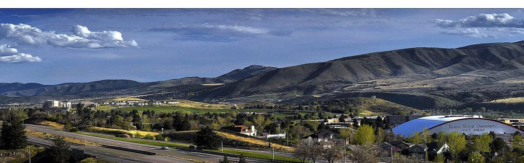 Pocatello, The Gate City and Gateway to the Northwest