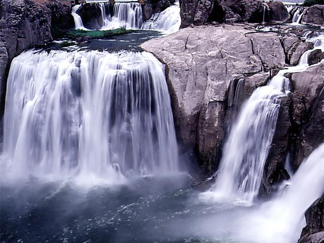 Mesa Fall - Southeast Idaho