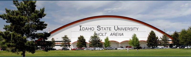 Holt Arena Idaho State University