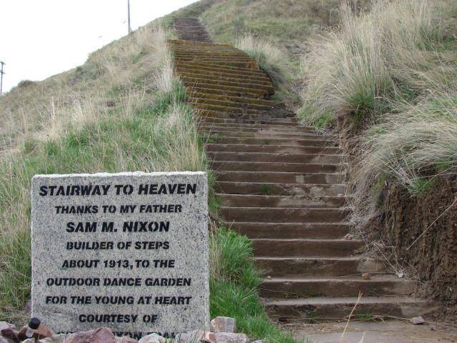 Stairway to Heaven Dennis Rath